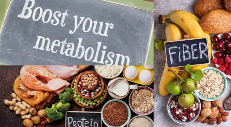 weight loss, boost metabolism