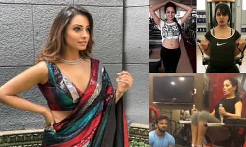 Diet and Fitness Mantra of Indian TV Beauty Anita Hassanandani