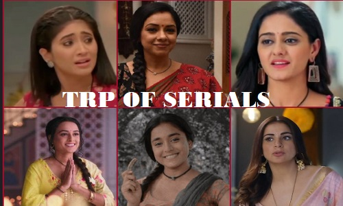 trp of serials, images trp report