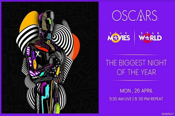 Catch the 93rd Oscars®Exclusively on Star Movies and Star World on April 26