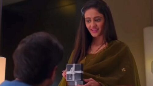GHKPM upcoming twists - Drama over Virat's expensive gift for Sai next