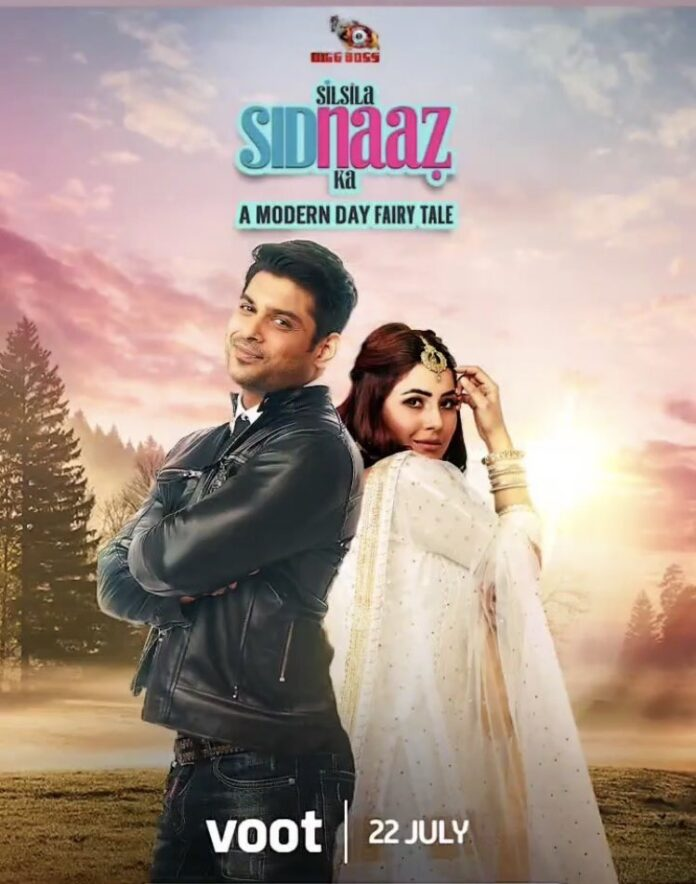 Silsila Sidnaaz Ka - Fans can't keep their clam to Sidnaaz movie, see reactions