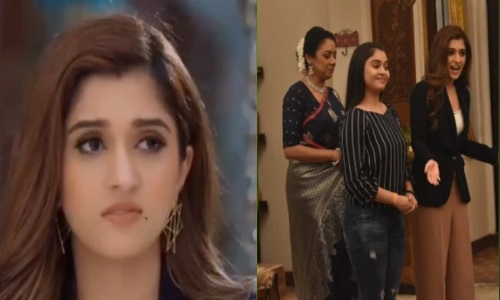 Anupama 01st September 2021 Episode Written Update - Kinjal saves Shah family, gets Anupama ready for the reunion party